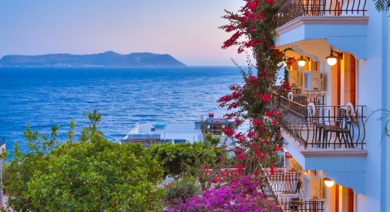 Turkish hotel, venue for Lycian Writers